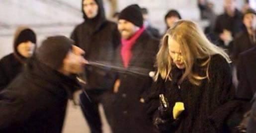 Come difendersi da attacchi di uomini