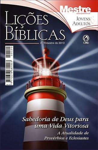 LIÇÃO BÍBLICA CPAD