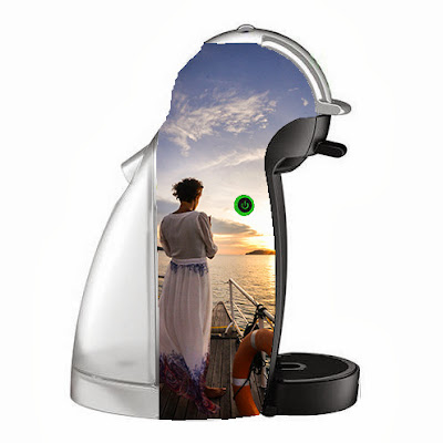 "TianChad's NESCAFE Dolce Gusto Design 2 - ""Beautiful Day, beautiful way"""