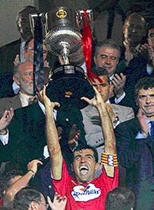 Mallorca, campeón de Copa