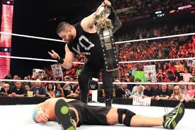 John Cena Kevin Owens Elimination Chamber WWE NXT wrestling