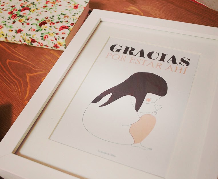 Lámina Gracias / Thank you / Eskerrik asko