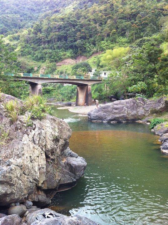Rios en Orocovis (Mojados Puerto Rico)