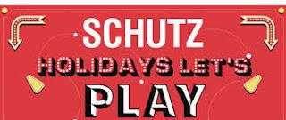 """Promoção """"Schutz Holidays: Let´S Play"""""""