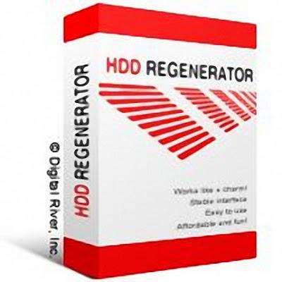 ايقونة برنامج اصلاح الهاردسكDownload HDD Regenerator 2012