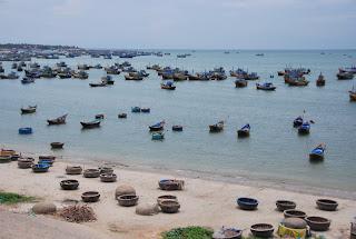 Le village de pêche de Mui Ne