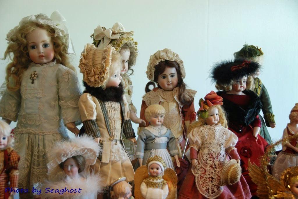Реставрация антикварных кукол своими руками 21