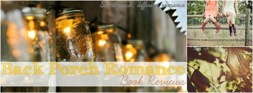 Back Porch Romance Book Reviews - Same porch, different romance
