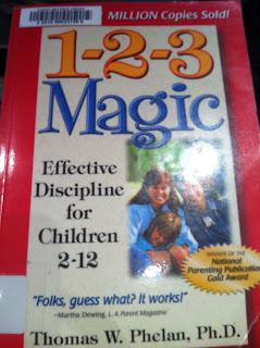 1-2-3 Magic Parenting Book