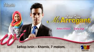 Love You Mr Arrogant Episode 1