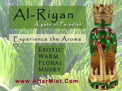 Al Riyan Exotic Concentrated Perfume Oil at AttarMist.com