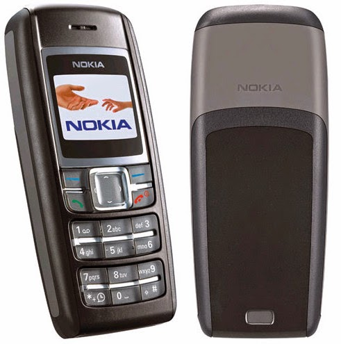 Best Selling Phones, Nokia 1600, Top Nokia Phones