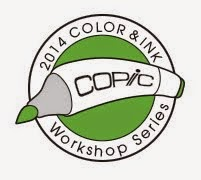 Copic Workshop May 2014