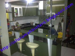 rumah disewa di pondok ranji (dapur)