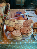 Super Mum Diaries - Londres Borough Market Cookies