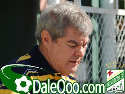 Oriente Petrolero - Miguel Ángel Choco Antelo - Club Oriente Petrolero