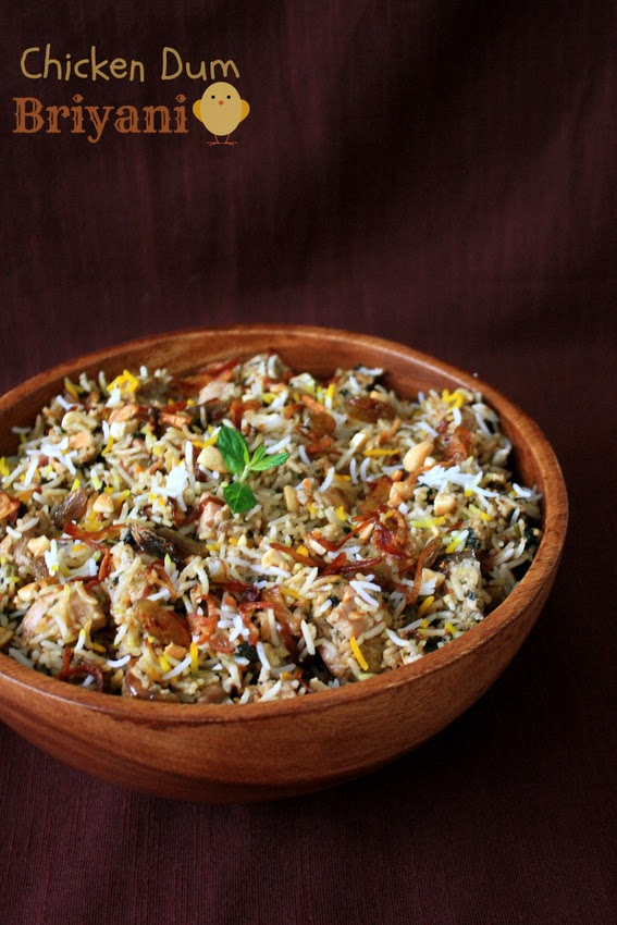 Inheritance – Chicken Dum Biryani