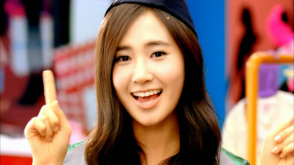 Girls' Generation Gee Yuri