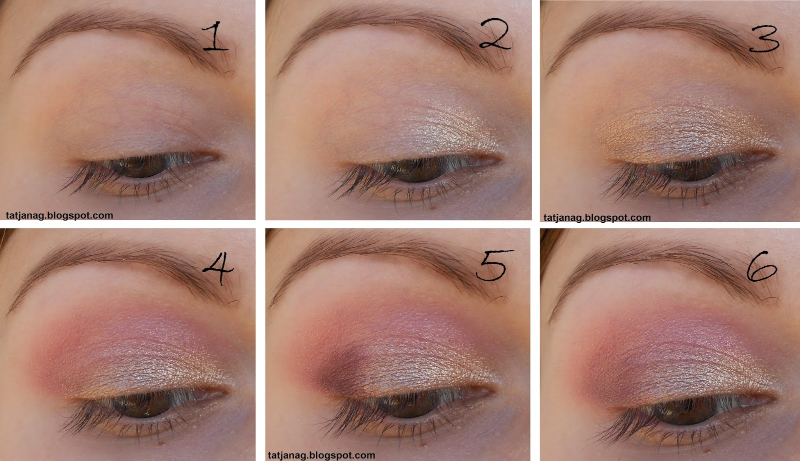 My Go To Fall Look With Sleek Vintage Romance Palette (Tutorial ...