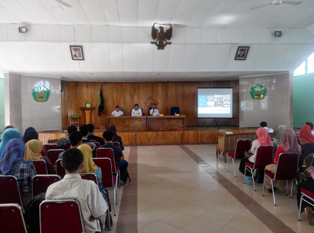 Roadshow Ketiga : IAIN Bengkulu