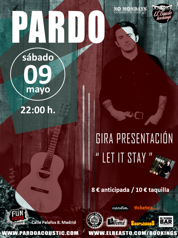 Pardo 09/05/2015 - Fun House