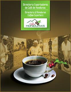exportadores exportaciones cafe honduras