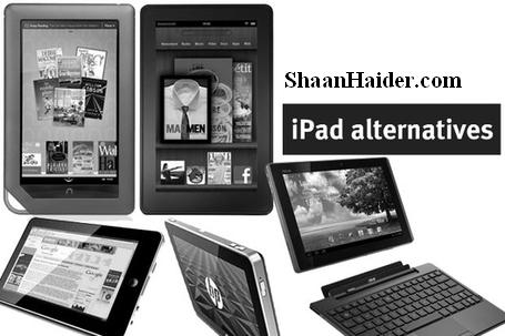 The Best iPad 3 Alternatives Tablets