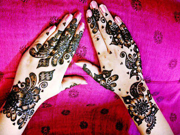 #3 Mehndi Designs Wallpaper