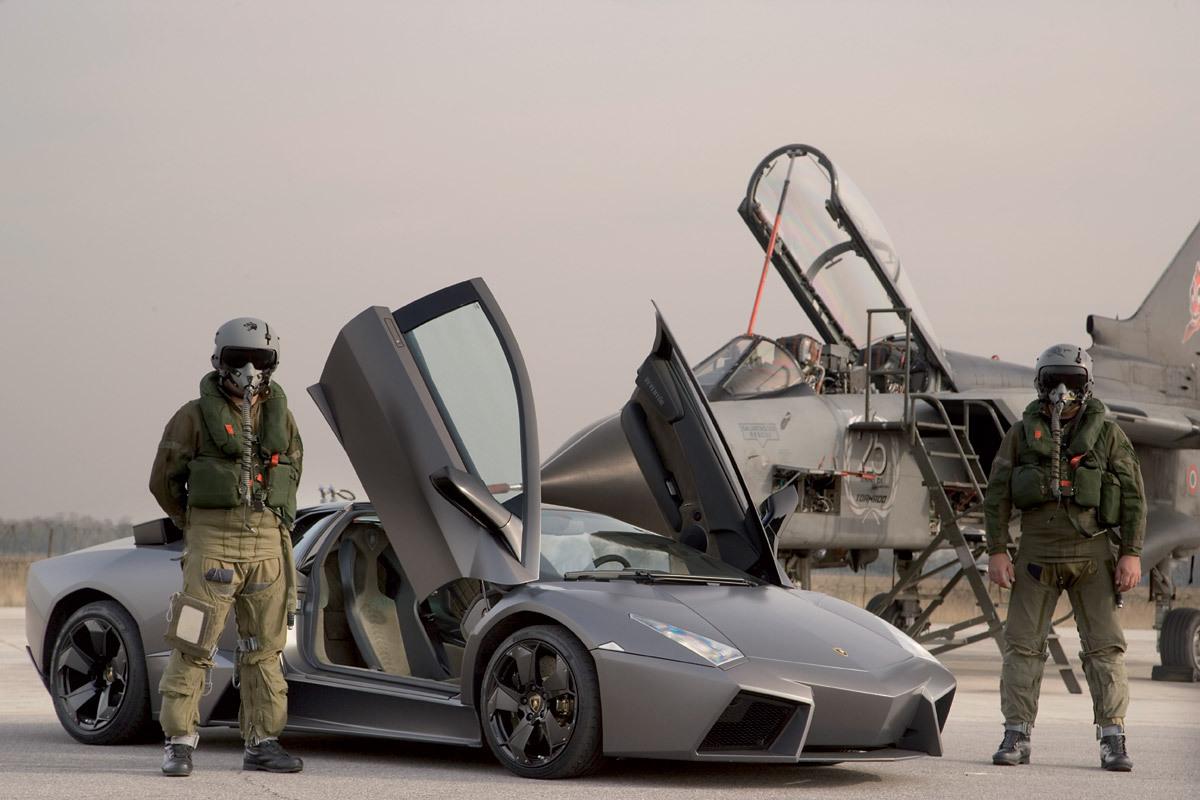Superbe Lamborghini Reventon