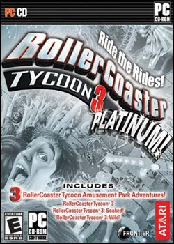 tr8et Download   Roller Coaster Tycoon 3 Platinum   Português   PC   Portátil