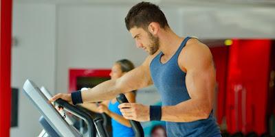 manfaat fitnes bagi pria