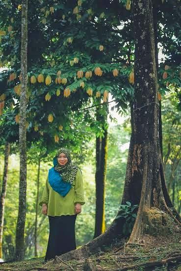 Outdoor Photoshoot Jemputan Blogger Pilihan Utusan Malaysia