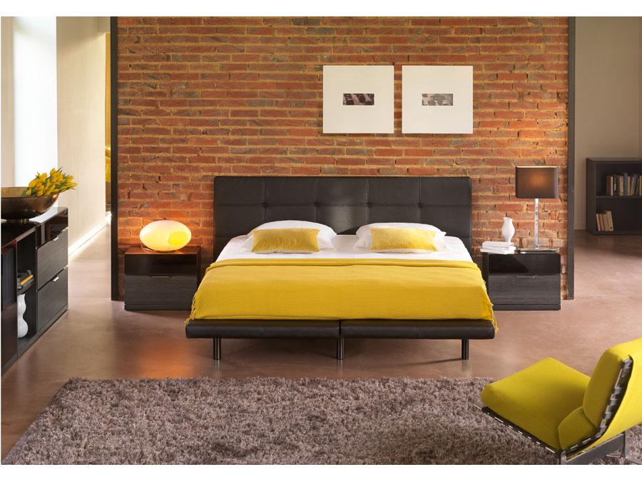 Art d co chambre coucher celio et dressing for Modele de chambre a coucher moderne