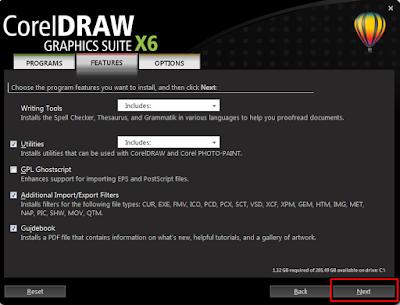 Cara Install CorelDraw X6 Lengkap dengan Crack Aktivasi