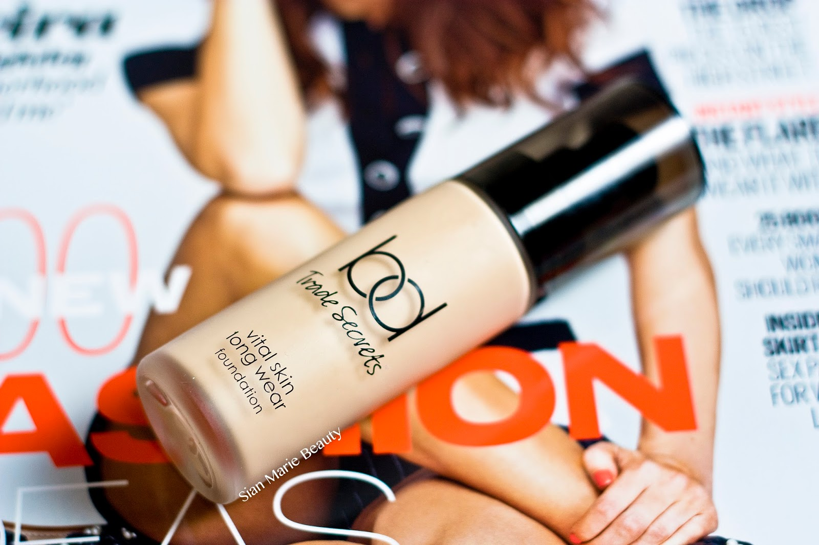 Barbra Daly BD Trade Secrets Review on Sian Marie Beauty