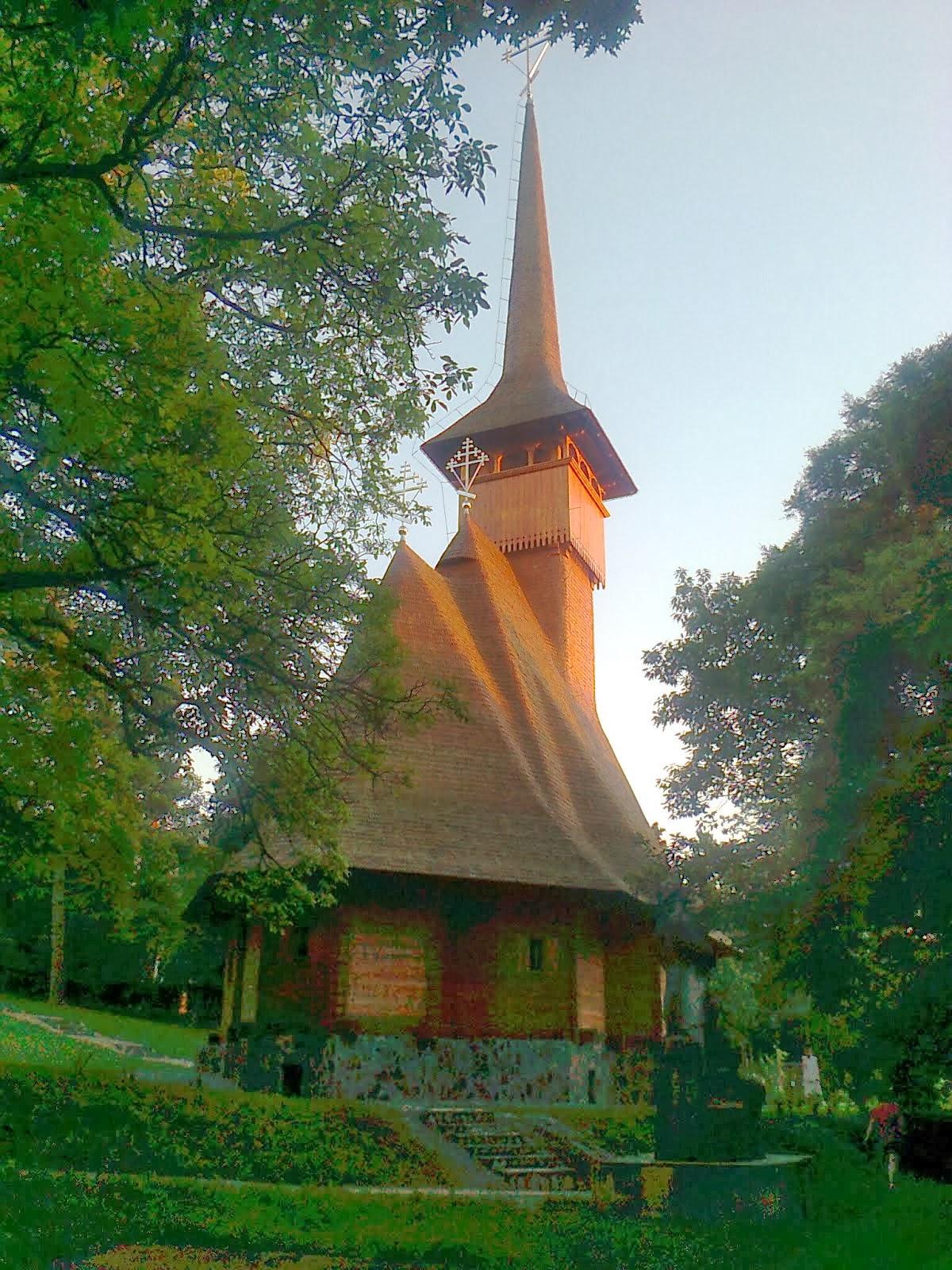 Biserica Studenţilor, Hasdeu, Cluj-Napoca