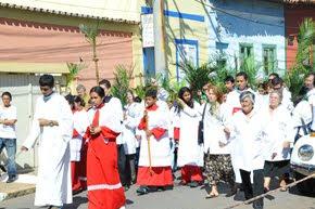 JULHO - FESTA DA PADROEIRA SANTA ANA