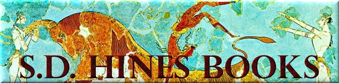 S.D. Hines Books