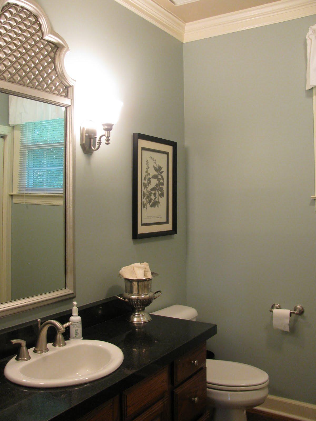 the alligator box bathroom transformation progress. Black Bedroom Furniture Sets. Home Design Ideas