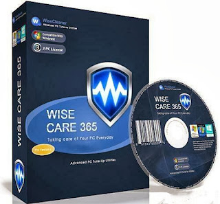 Wise Care 365 Pro 2.83 Build 225 + Portable Including Keygen CRD