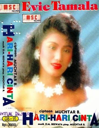 Evie Tamala - Hari Hari Cinta 1991