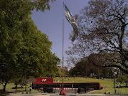 Centros de Veteranos de Guerra de Malvinas de la República Argentina. cenotafio panoramica