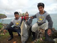 Ater Fishing Jogja Bikin Sensasi