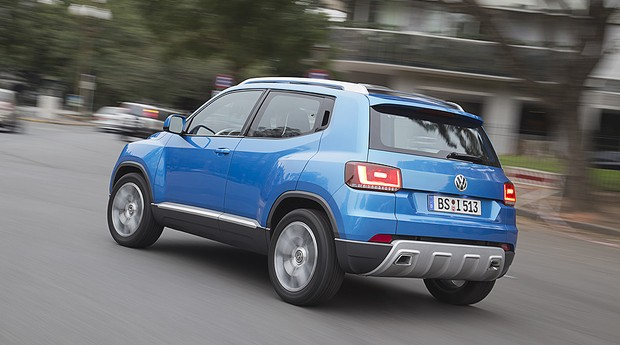novo Volkswagen Taigun 2014 traseira