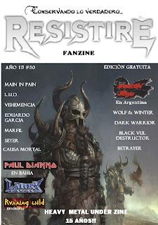 Resistire Fanzine # 30