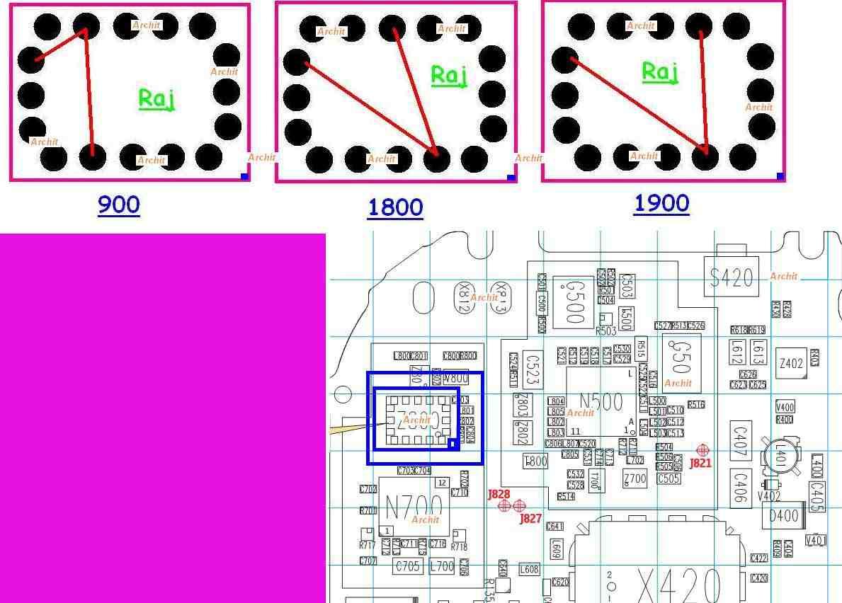 Nokia 7610 No Network Signal Problem Picture Help Dizzysenses 6230 Service Manual