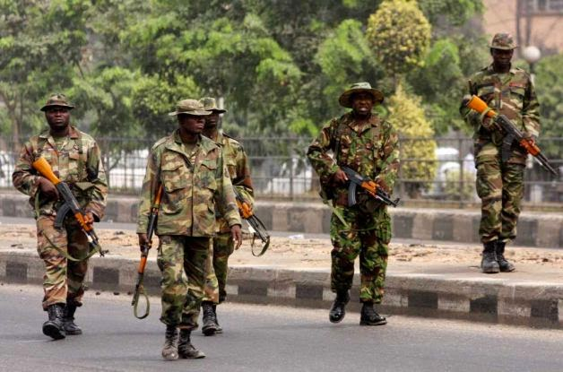 nigerian soldiers death sentence
