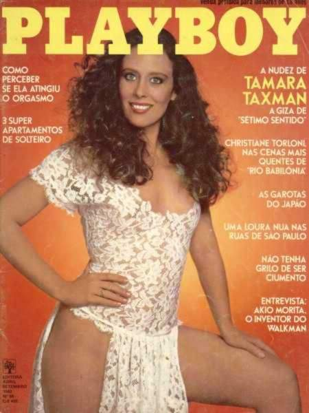 Tamara Taxman Playboy 1982