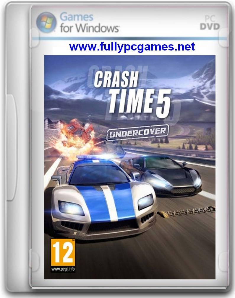 Crash Time Autobahn Pursuit