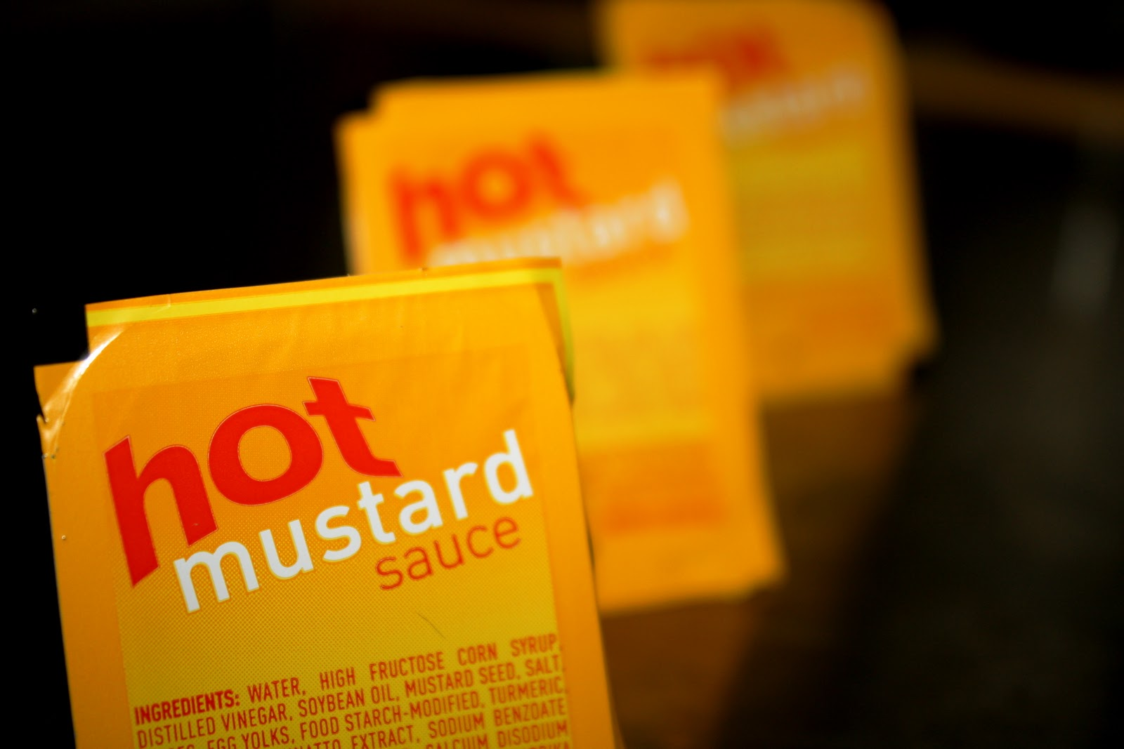 An Immovable Feast: A Few Notes On McDonald's Hot Mustard ...